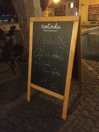 Hubsches Restaurant Im Zentrum Von Winterthur Veltheim Noch Immer