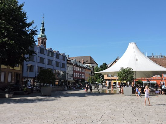 Pizza Restaurants in Offenburg