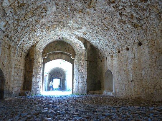 Karystos, Grækenland: Rozafa Castle