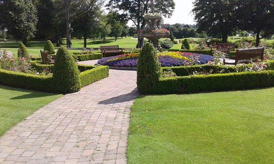 Ballyconnell, Ireland: Rose Garden