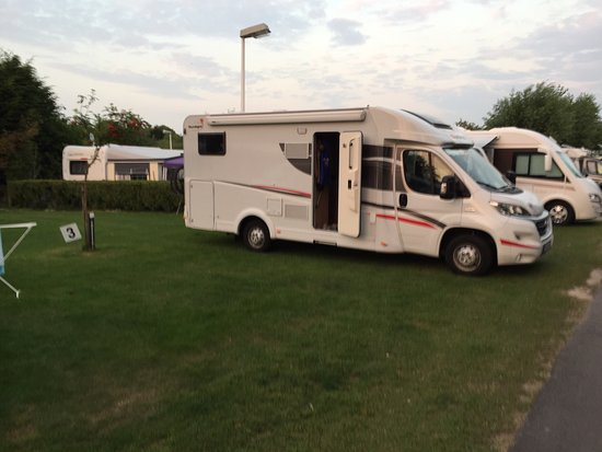 De Haan, Belgia: Camping  Ter Duinen