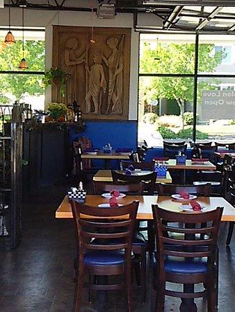 Battle Ground, วอชิงตัน: Inside dinning