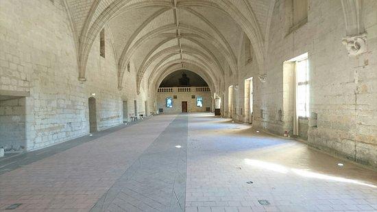 Fontevraud-l'Abbaye, Prancis: Abbaye Royale de Fontevraud