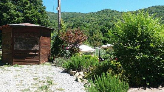 Casola in Lunigiana, Italy: Agriturismo Lo Spino Fiorito Ristorante