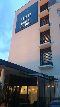 Chassieu, France : L'hôtel Gatsby