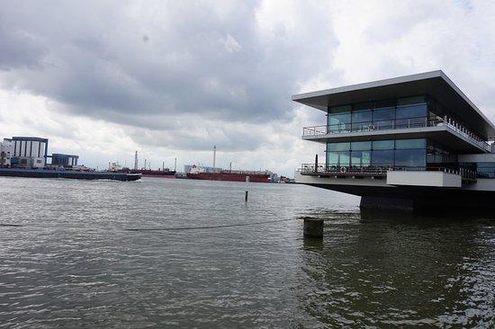 Vlaardingen, Hollanda: exterieur