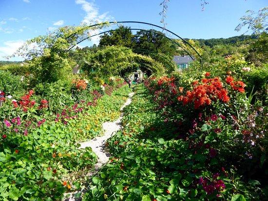 Claude Monets hus og hage