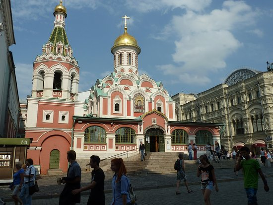 Kazan Cathedral: Не пройдите мимо