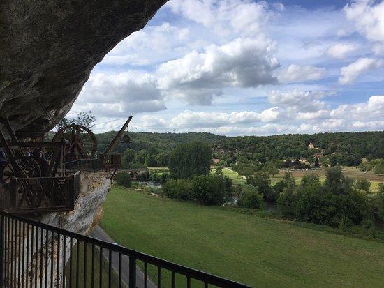Roque Saint-Christophe Fort et Cite Troglodytiques: photo2.jpg