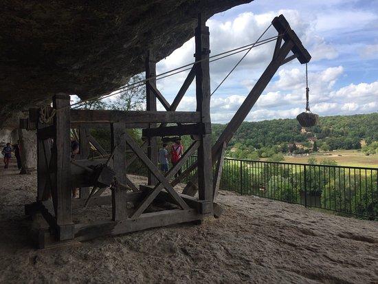 Roque Saint-Christophe Fort et Cite Troglodytiques: photo3.jpg