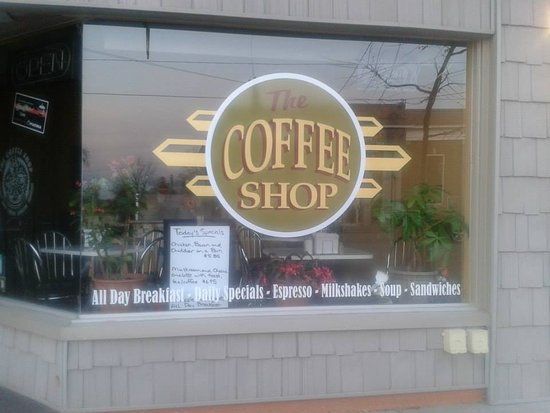Port Dover, Canada: Best ever Coffee, Breakfasts and Lunches..