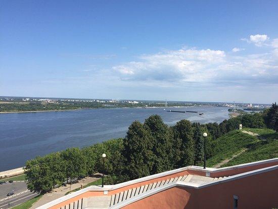 Verhnevolzhskaya Embankment