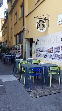 Lovere, إيطاليا: Esterno-ingresso