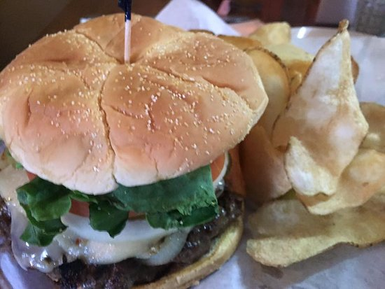 Rossford, OH: Burger