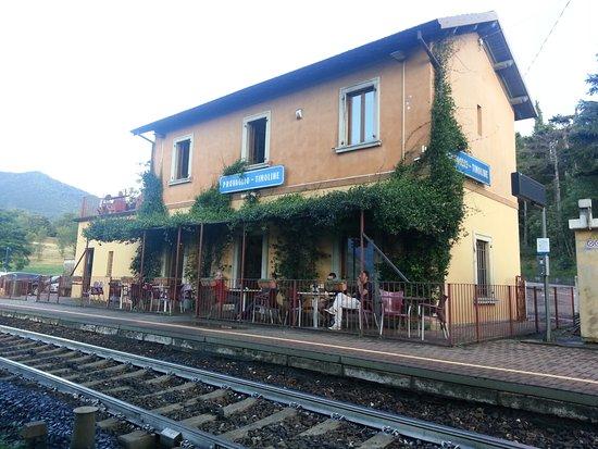 Provaglio d'Iseo, Italien: Stazione