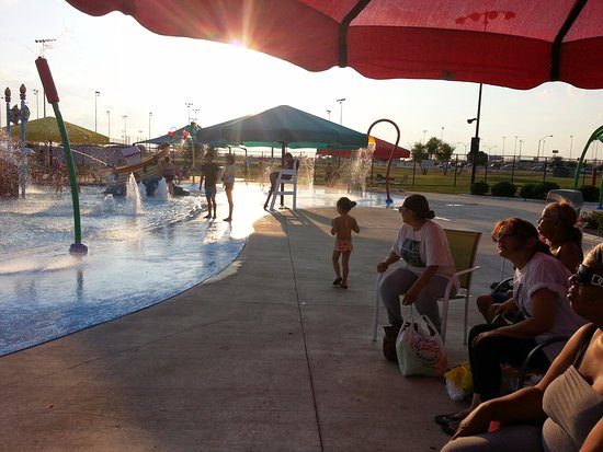 Killeen, TX: Watching the little ones