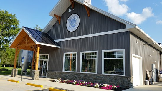 Sayre, Pensilvania: Building exterior