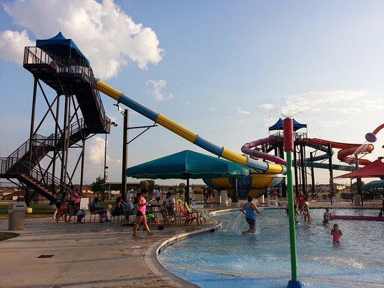 Killeen, TX: Super wow slide