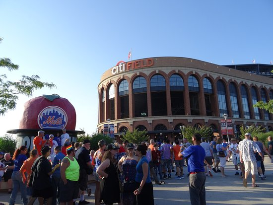 Flushing, NY: Citi Field...Home of the Mets