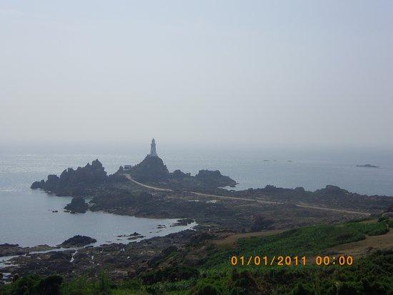Corbiere Lighthouse (La Corbiere): amazing relaxation veiws