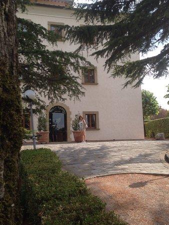 Gambassi Terme, Italië: Villa Bianca Hotel