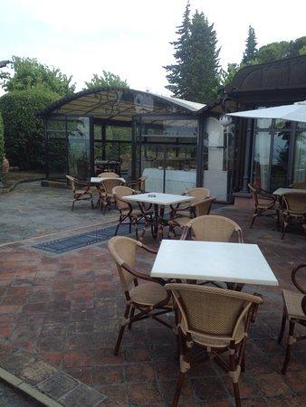 Gambassi Terme, Italie : Villa Bianca Hotel