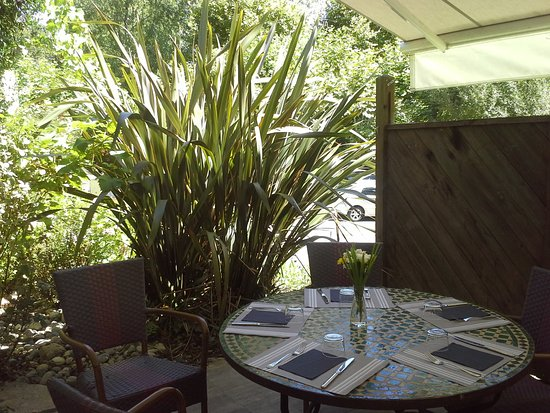 La Bastide-Clairence, Francia: Cadre agréable malgré un peu de bruit par moments