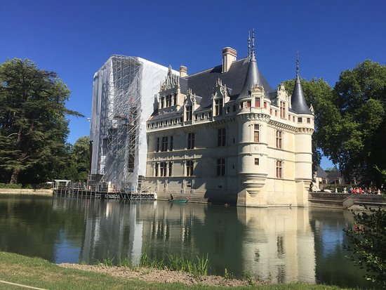 Azay-le-Rideau, Frankrike: photo0.jpg