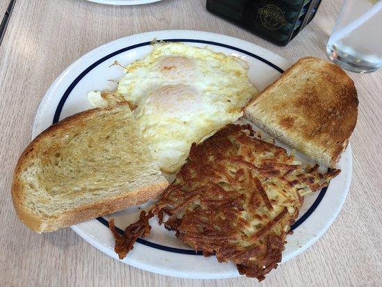 เลกวูด, โคโลราโด: Breakfast