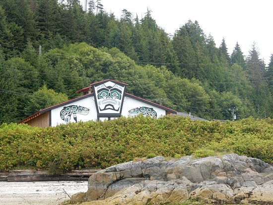 Telegraph Cove, Canadá: Big House