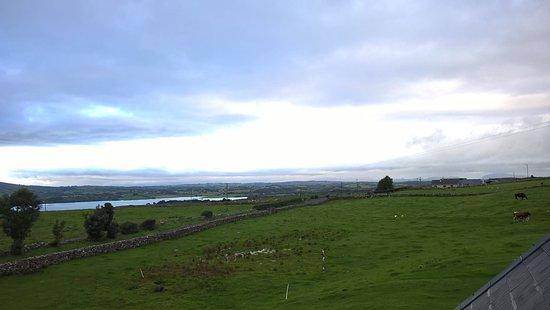 Castlebaldwin, Ireland: Clear sky as far as you can see (when there's no rain or mist)