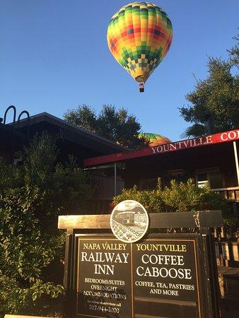 Napa Valley Railway Inn: photo1.jpg