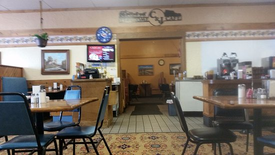Delta, CO: C and J Cafe