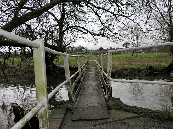 Sturminster Newton Mill: Could be of concern to those with young children ?