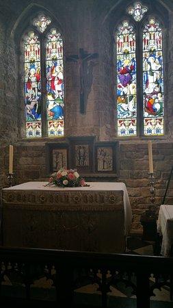 Marazion, UK: St Michael's Mount - the Castle Chapel