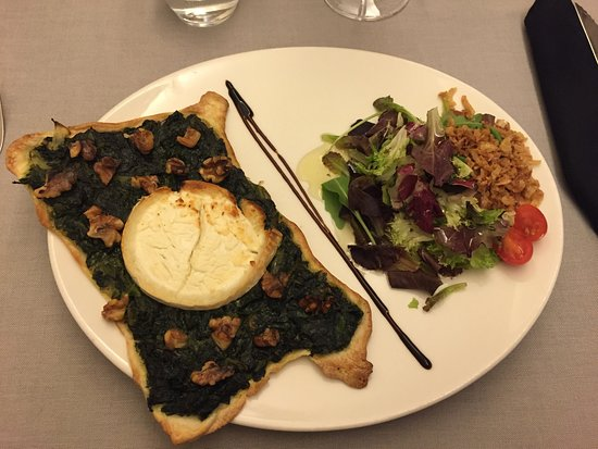 Restaurant de Gurp: La comida estupenda! Perfecto