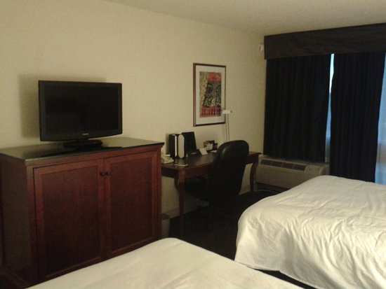 Longueuil, Canada: A room
