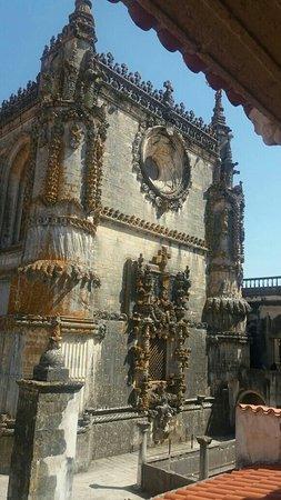 Tomar, Portugalia: Janela Manoelina