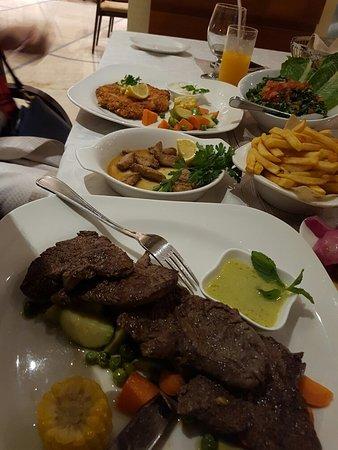 Nice food and staff