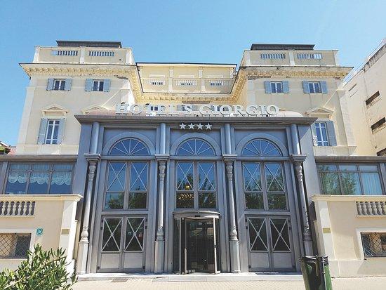 Hotel San Giorgio: A very grand hotel