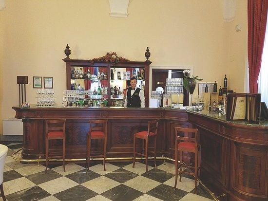 Hotel San Giorgio: Bar