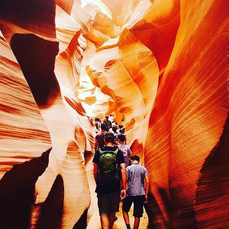 下羚羊峡谷