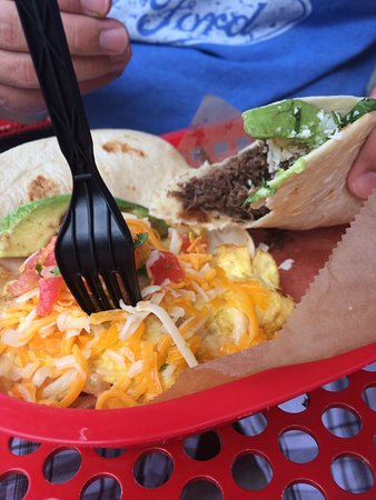 Sugar Land, TX: other tacos...have all ingredients you would want