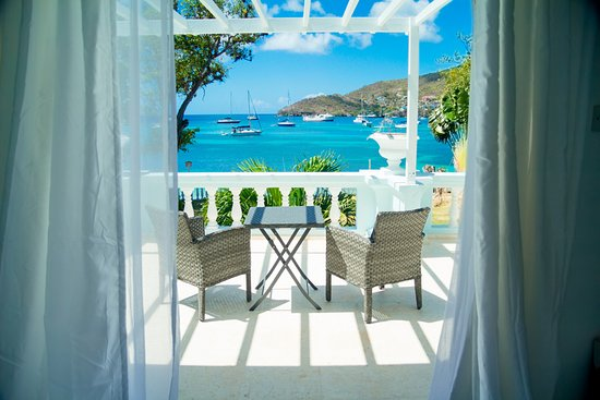 Port Elizabeth, Bequia: Amazing view from your Suite