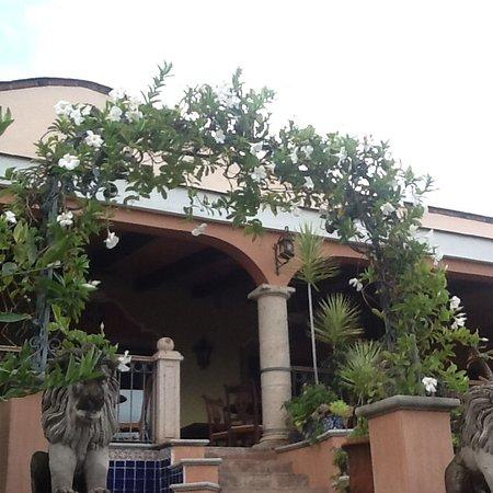 Casa Tres Leones-bild