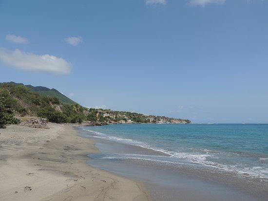 Άγιος Ευστάθιος: eau chaude et farniente