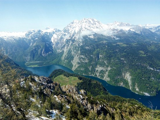 Nationalpark Berchtesgaden: Berchtesgaden National Park