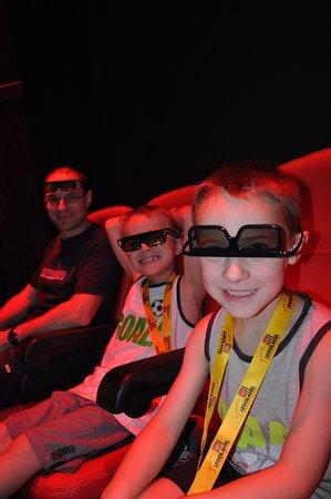 Κόνκορντ, Καναδάς: cinéma 4D