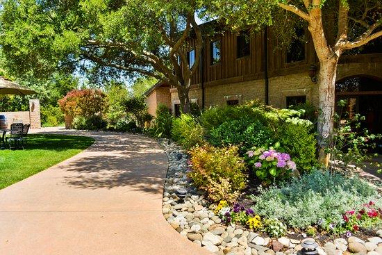 Los Olivos, Califórnia: Área externa