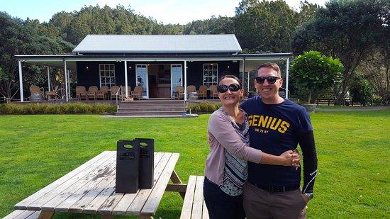 Isla Waiheke, Nueva Zelanda: First stop (special request): Man o War